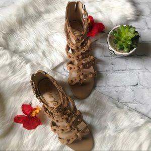 Sam Edelman Caged Gladiator Sandals
